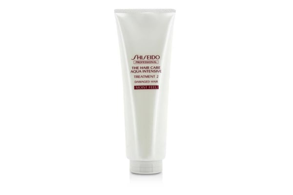 Shiseido The Hair Care Aqua Intensive Treatment 2 - # Moist Feel (Damaged Hair) (250g/8.5oz)