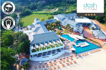 LANGKAWI: 5/7 Nights at the Dash Resort Langkawi