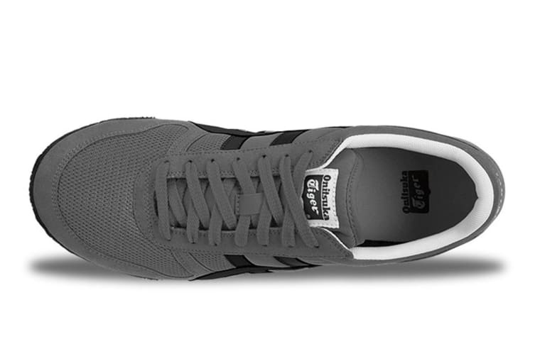 outlet store 1ad56 833cd Onitsuka Tiger Men's Ultimate 81 Sneaker (Charcoal/Black, Size 12) | Shoes