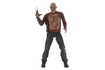 3 Dream Warriors Freddy 1:4 Scale Action Figure