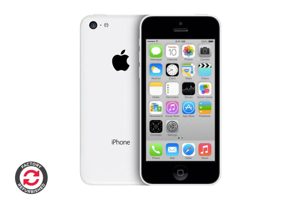Apple iPhone 5c Refurbished (32GB, White)