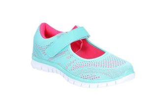 Caravelle Womens/Ladies Sporty Casual Shoe (Mint)