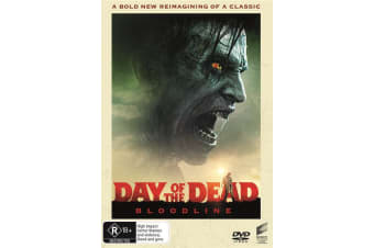 Day of the Dead Bloodline DVD Region 4