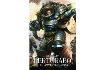 Perturabo - The Hammer of Olympia