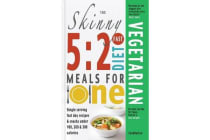 The Skinny 5:2 Fast Diet Vegetarian Meals for One - Single Serving Fast Day Recipes & Snacks Under 100, 200 & 300 Calories