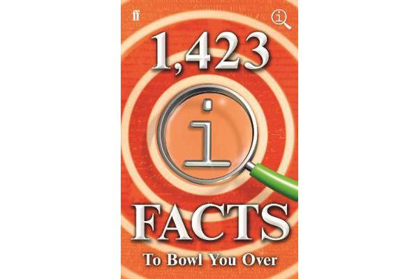 Image of 1,423 QI Facts to Bowl You Over