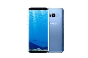 Samsung Galaxy S8 (64GB, Coral Blue) - Pre-owned