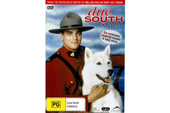Due South : Season 1 -Comedy Series Rare- Aus Stock DVD PREOWNED: DISC LIKE NEW