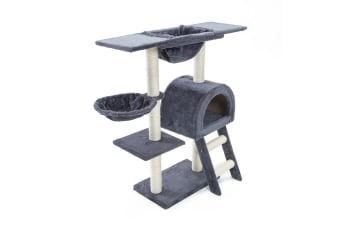 Cat Tree Scratcher ATACAMA 100 cm - GREY