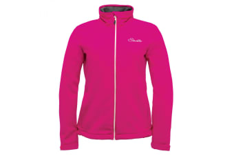 Dare 2B Womens/Ladies Attentive Softshell Jacket (Electric Pink)