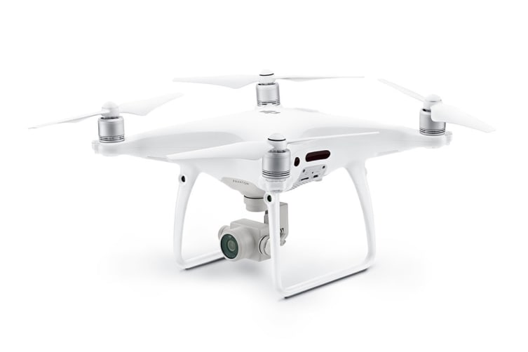 DJI Phantom 4 Pro Drone - Official DJI Refurbished Drone