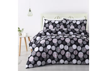 Cleo Quilt Cover Set by Big Sleep