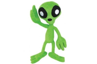 VIP Tuffy Mighty Liar Alien Dog Toy (Green)