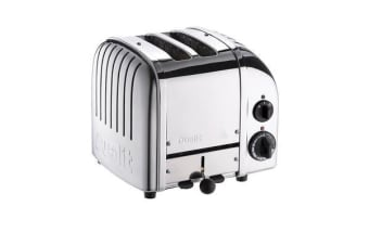 Dualit NewGen 2 Slice Toaster Polished