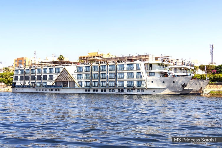 EGYPT & JORDAN: 14 Day Egypt and Jordan Tour with Nile River Cruise Including Flights for Two