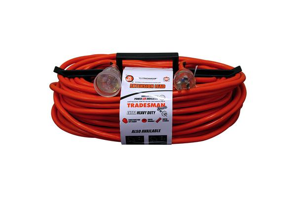 Ultracharge 25M Heavy Duty Extension Lead