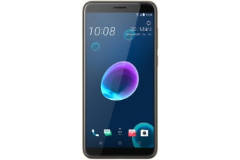 HTC Desire 12 Dual SIM (32GB, Royal Gold)