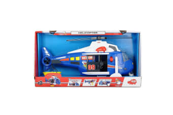 Dickie Toys Light and Sound Helicopter