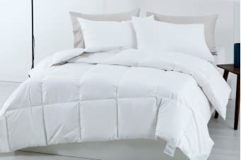 Onkaparinga Goose Feather & Down 50/50 Quilt (Queen)