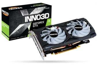 Inno3D N166S2-06D6X-1712VA15LB graphics card GeForce GTX 1660 SUPER 6 GB GDDR6