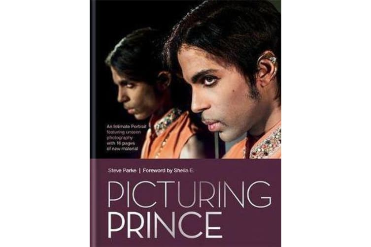 Picturing Prince - An Intimate Portrait