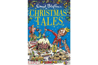 Enid Blyton's Christmas Tales - Contains 25 classic stories