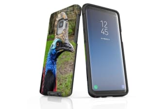 For Samsung Galaxy S9 Case Armour Cover  Cassowary