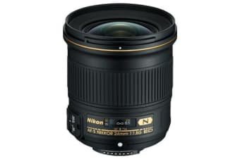 New Nikon AF-S NIKKOR 24mm f/1.8G ED Lens (FREE DELIVERY + 1 YEAR AU WARRANTY)