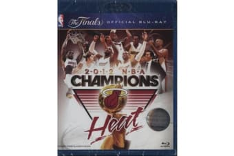 NBA Miami Heat 2012 Champions