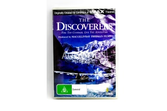 IMAX - The Discoverers Region ALL -Educational Series Region All DVD NEW
