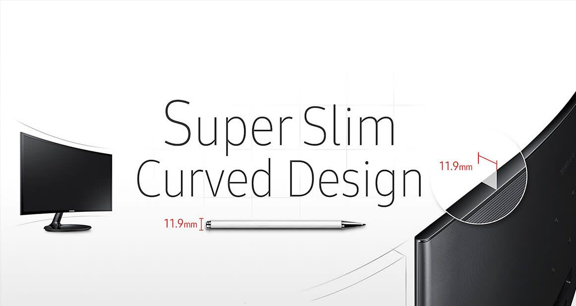 Ultra Slim Design