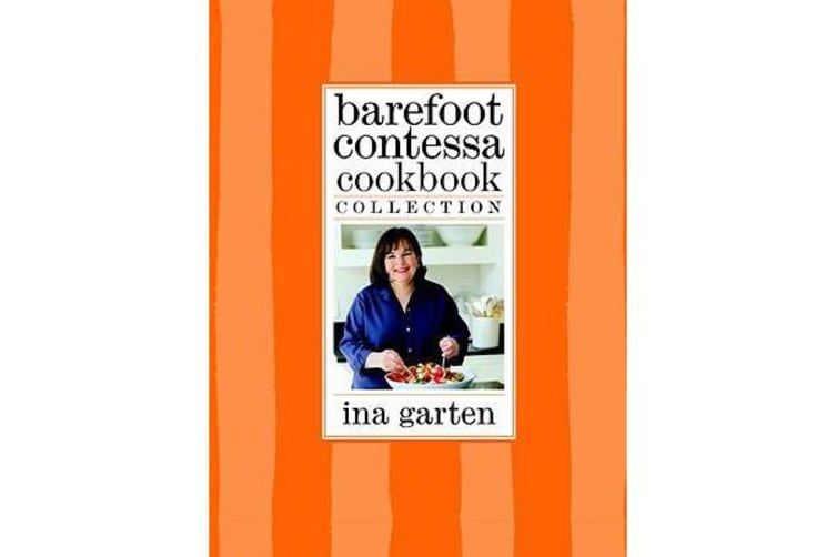 Barefoot Contessa Cookbook Collection - The Barefoot Contessa Cookbook, Barefoot Contessa Parties!, and Barefoot Contessa Family Style