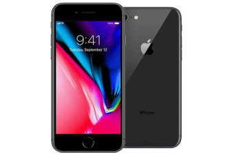 Apple Iphone 8 64GB Phone Space Grey (AU STOCK, Refurbished - FAIR GRADE)