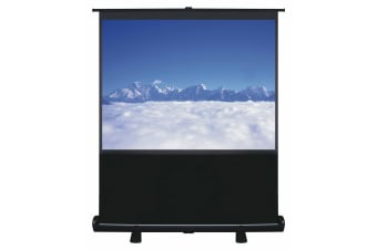 """100"""" Pull Up Portable Office Projection Screen"""