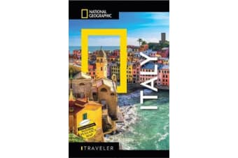 National Geographic Traveler - Italy, Sixth Edition