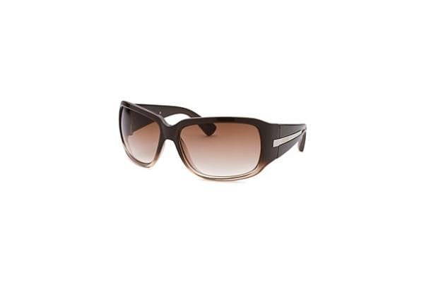 Kenneth Cole Reaction Women's Rectangle Brown Sunglasses (KCR1125-048E)