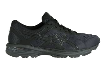 ASICS Men's GT-1000 6 Running Shoe (Black/Silver)