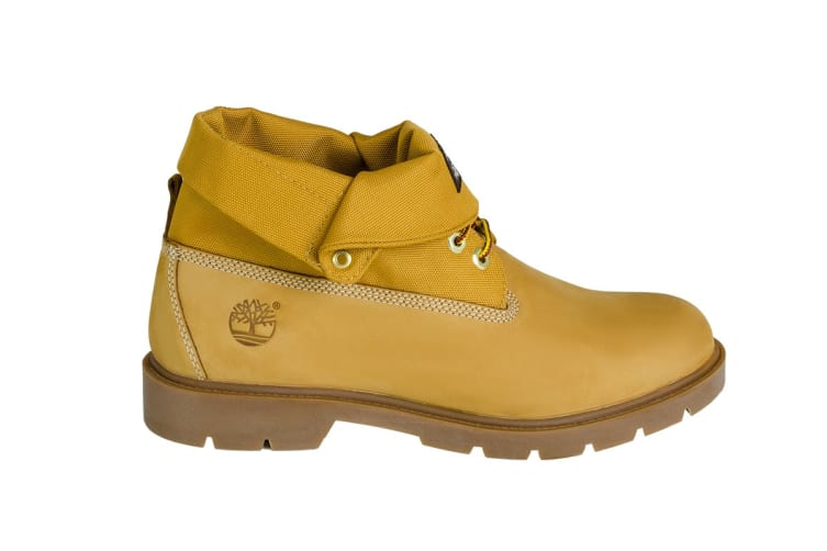 bc36117d422 Timberland Men's Icon Basic Roll Top Boots (Wheat Nubuck, Size 12 US)
