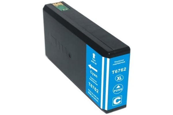 676XL (T6762) Cyan Compatible Inkjet Cartridge