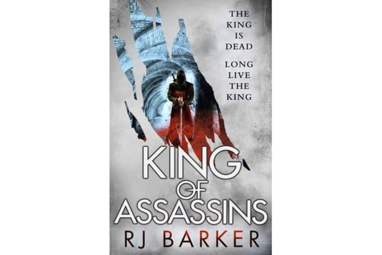 King of Assassins - (The Wounded Kingdom Book 3) The king is dead, long live the king...