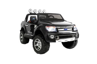 Kids Ride on Car with Remote Control (Black)