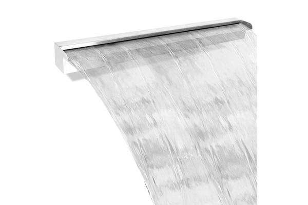 Gardeon Stainless Steel Waterfall Feature 150CM