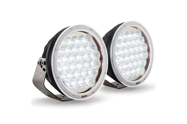White 185W LED Driving Lights