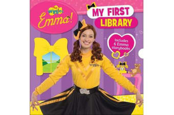 The Wiggles Emma! - My First Library
