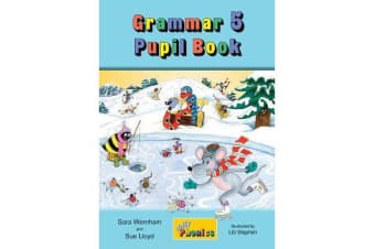 Grammar 5 Pupil Book (n print letters) - In Print Letters (British English edition)