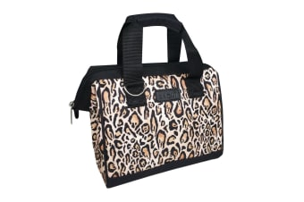 New Sachi Insulated Lunch Bag - Leopard