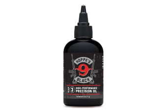 Hoppes Black High Performance Gun Oil 4Oz