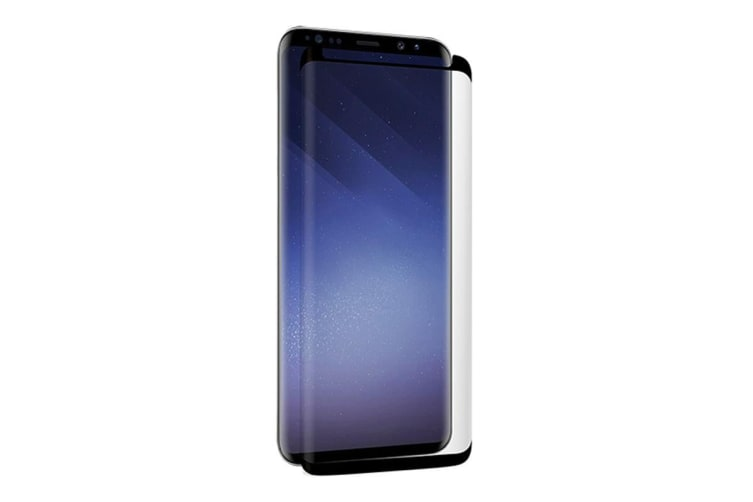 3SIXT Curved Edge to Edge Glass Screen Protector for Samsung Galaxy S9+ Plus