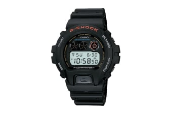 Casio G-Shock Classic Digital Watch - Black (DW6900-1VQ)