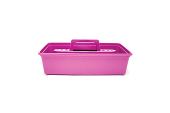Lincoln Tack Tray (Cerise Pink)